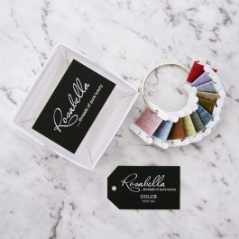Rosabella Dolche 100% Silk Yarn Sample Pack