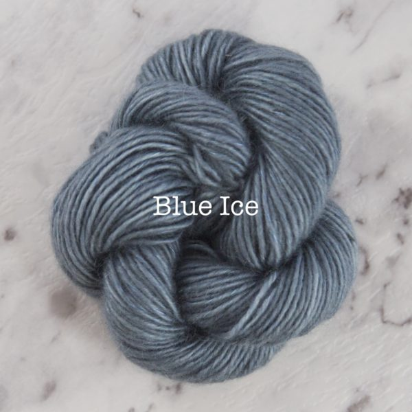 Rosabella PRIMA kid silk merino yarn_BLUE ICE