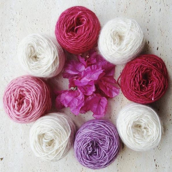 Rosabella Prima Kid Silk Yarn Instagram 5