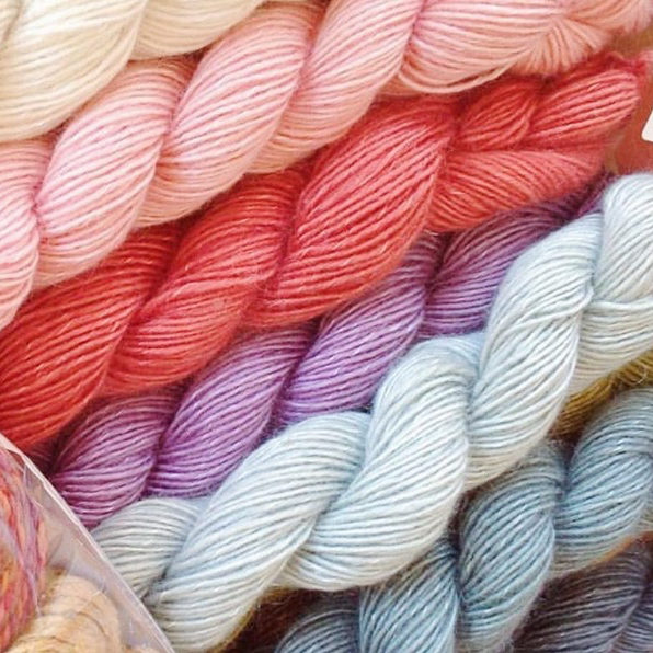Rosabella Prima Kid Silk Yarn Instagram 4