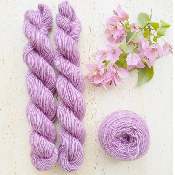 Rosabella Prima Kid Silk Yarn Instagram 2